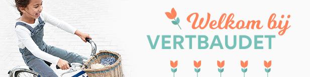 Welkom bij Vertbaudet!