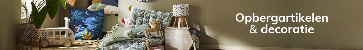 Opbergartikelen & decoratie! Laat je inspireren!